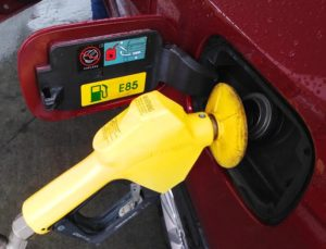U.S.  ethanol production hits five-week high