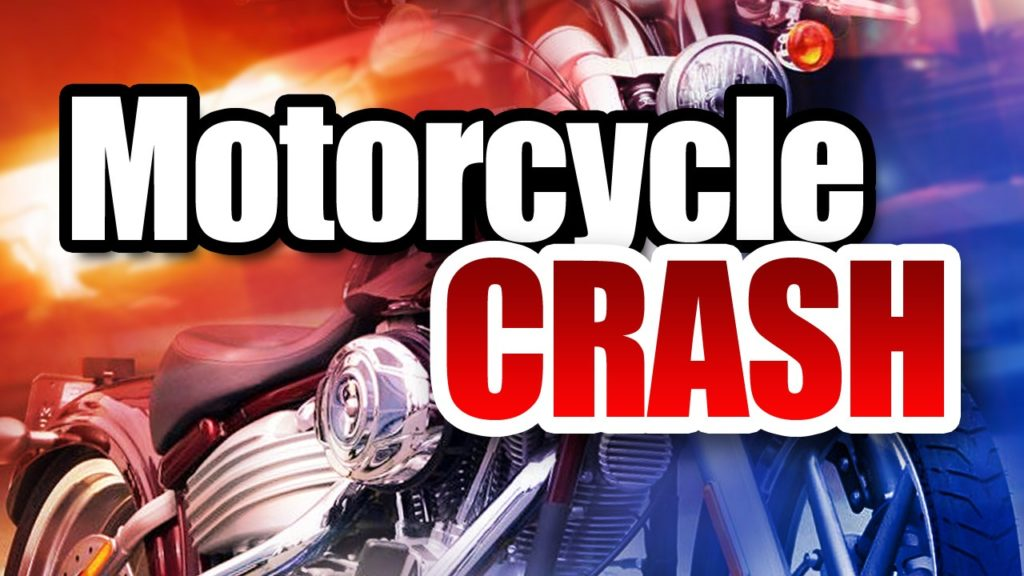 Police say speeding motorcyclist killed in crash