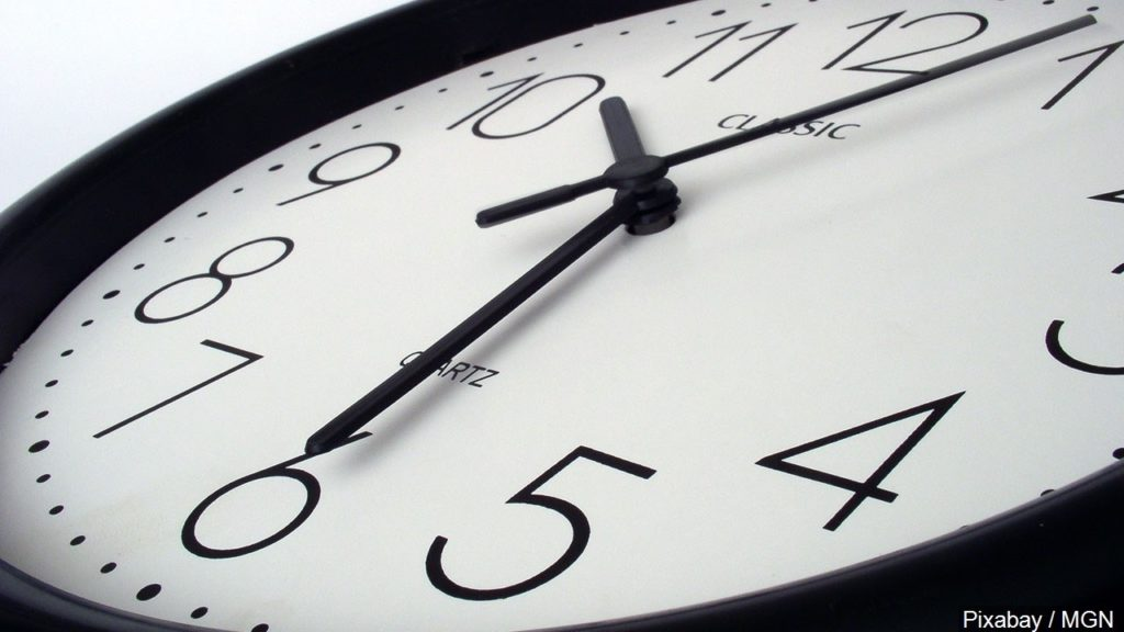 VOTE NOW: Today's Yes or No Poll – Daylight Saving Time