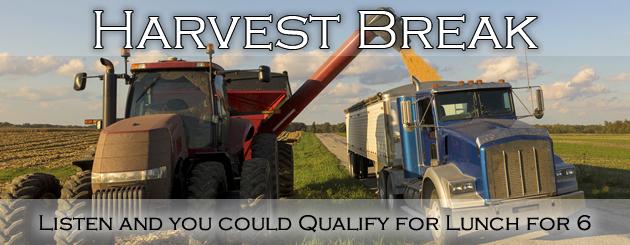 Harvest Break 2016