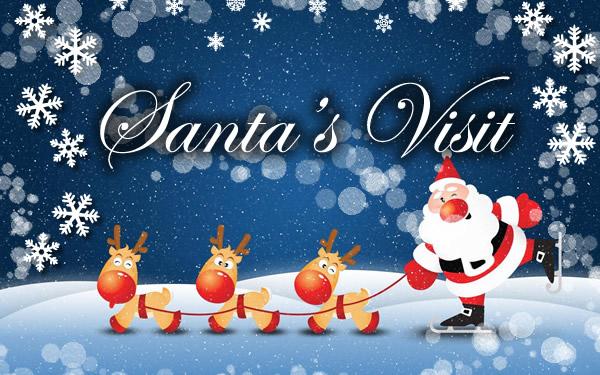 Santa Visit 2016