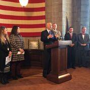 Governor Highlights Customer Service Improvements