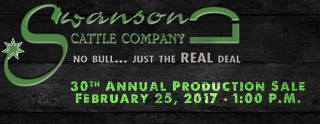 Swanson Cattle-ProductionSale2017