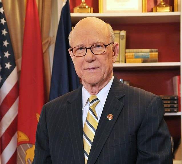 Kansas' Sen. Roberts exits Congress after a half century