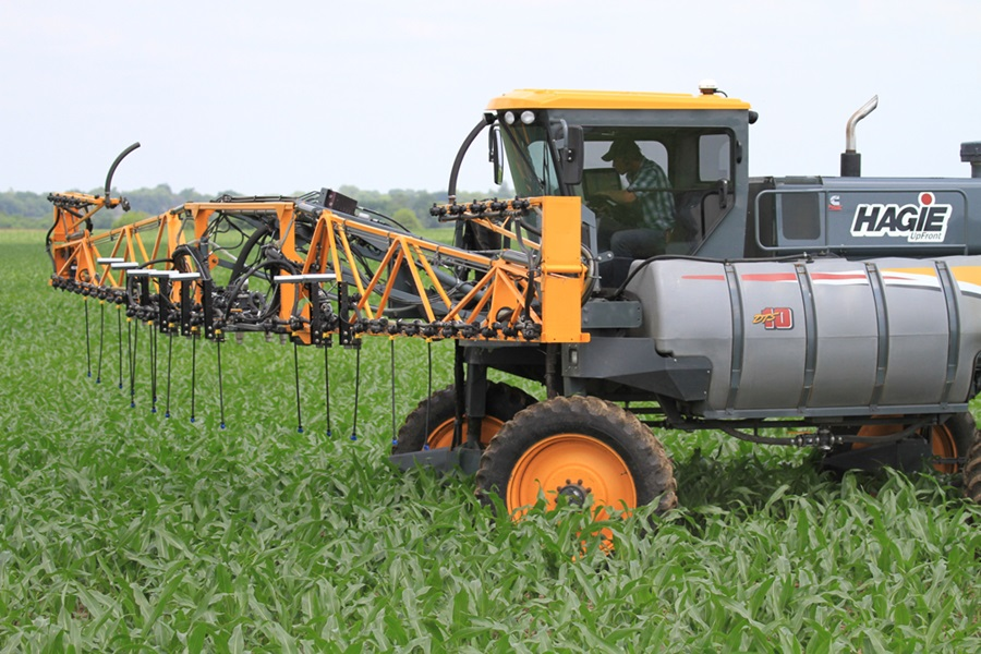 $1.2 Million Grant to Help Corn and Wheat Growers Manage Nitrogen Fertilizer Application