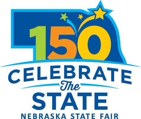 Day Six State Fair:  Sunshine, calf show, hamburger eating contest