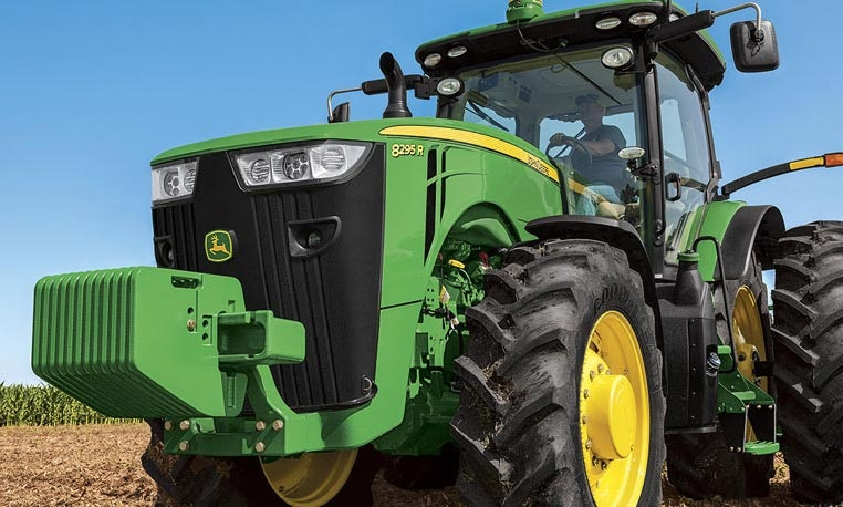 Black Market Hackers Selling Tractor Repair Software Illegally