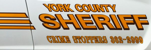 York County Sheriff's Department investigating burglary