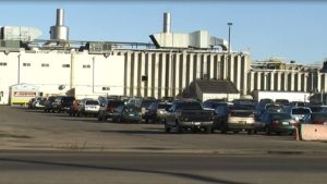 Ten COVID-19 cases linked to JBS packing plant in Grand Island