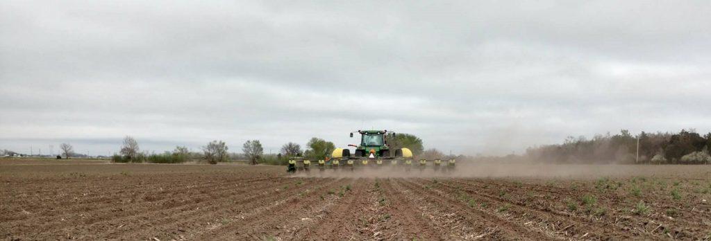 Nebraska, Iowa, US Crop Progress Report