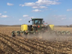 Ag economy barometer shows slight improvement in May