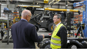 Rep. Bacon Joins CLAAS for I Make America Kickoff