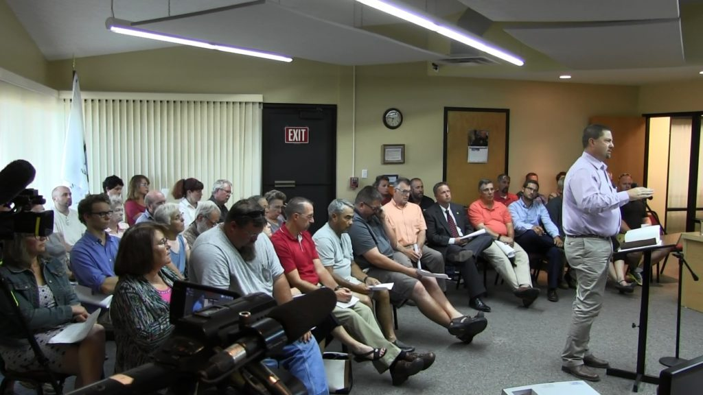 Bluffs council introduces ordinance to sell property for Redi-Mix plant