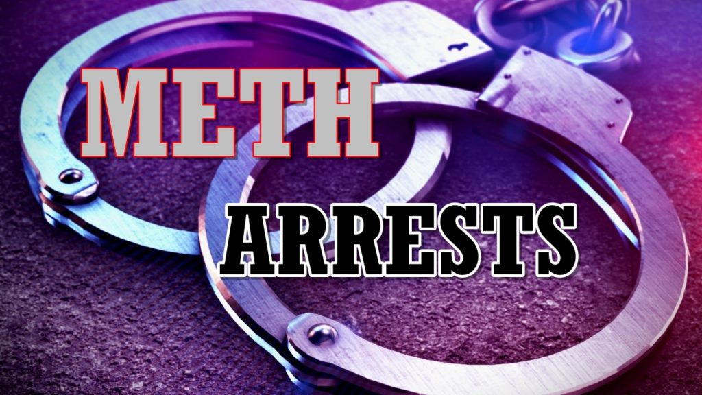 Meth Found After Vehicle Breaks Down In York County
