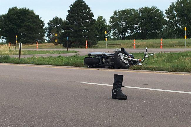 Aurora man identified in fatal semi vs motorcycle I-80 crash