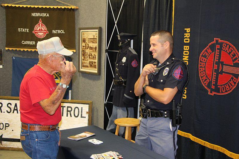 Patrol Delivers Safety Messages at Nebraska State Fair