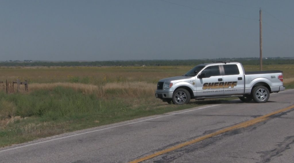 Authorities find body in burned vehicle south of Morrill