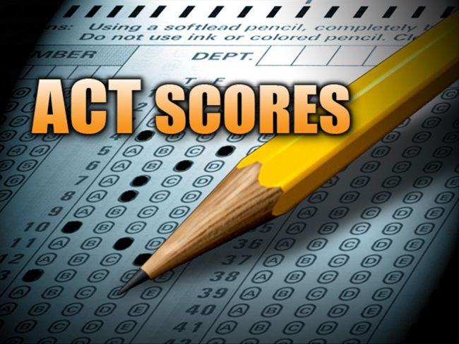 Nebraska's average composite ACT score drops slightly
