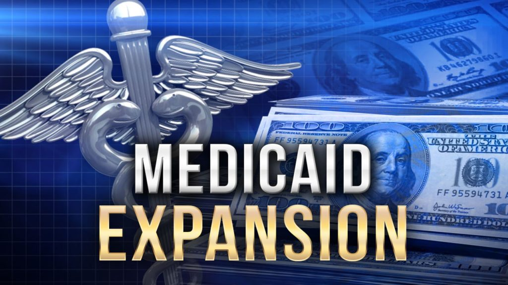 Draft-Medicaid Expansion Update
