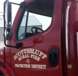 Early Sunday Fire Destroys Rural Scottsbluff Residence