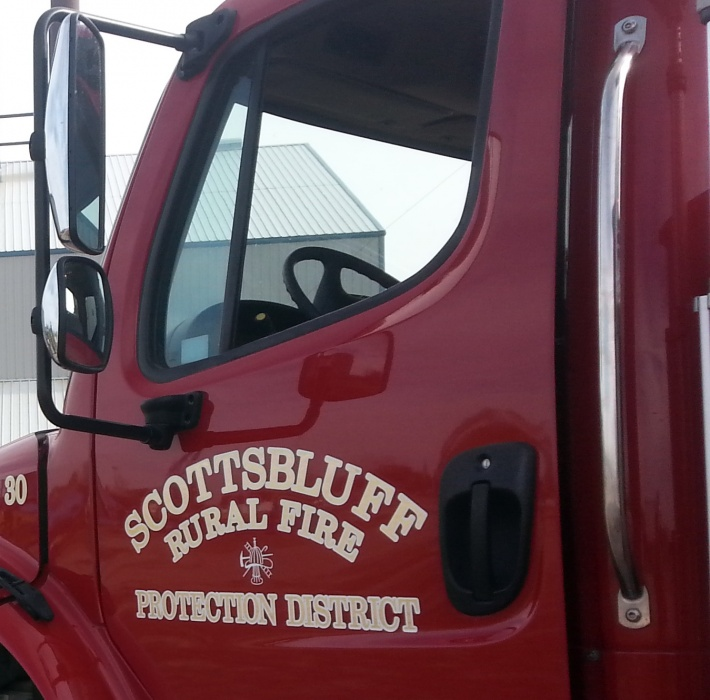 Friday Afternoon Grass Fire Highlights Dry Conditions