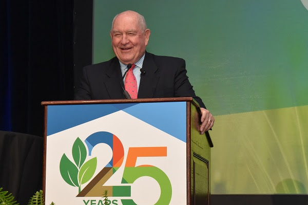 Perdue Encourages Ag Retailers to Get Engaged Collectively, Individually in Legislation, Regulation