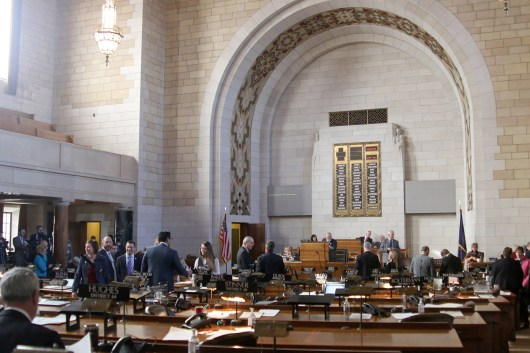 Lawmakers closely monitoring COVID-19 outbreak, may suspend session