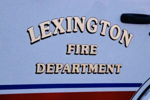 Fire destroys rural home northeast of Lexington