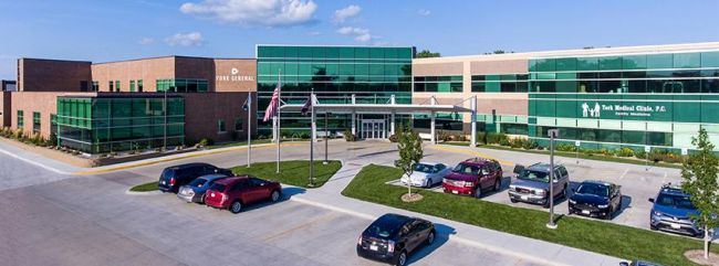 York General Hospital Strongly Discourages Visitors, Wellness Center Closed Also