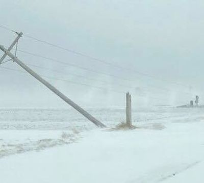 Utility crews going nearly non-stop to resolve outages