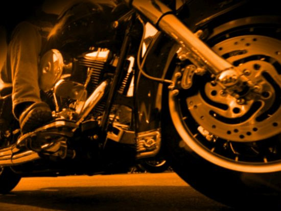 Man killed, woman hurt in Nebraska motorcycle crash