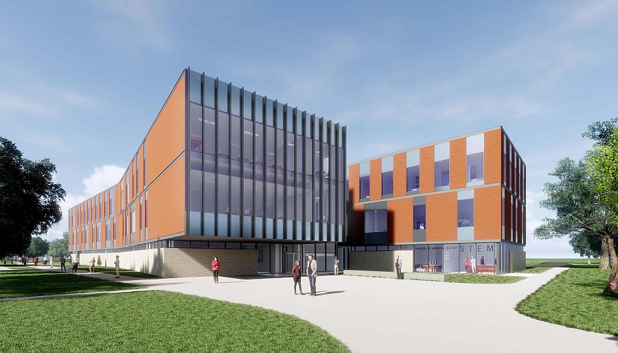 UNK groundbreaking for new STEM building is Wednesday