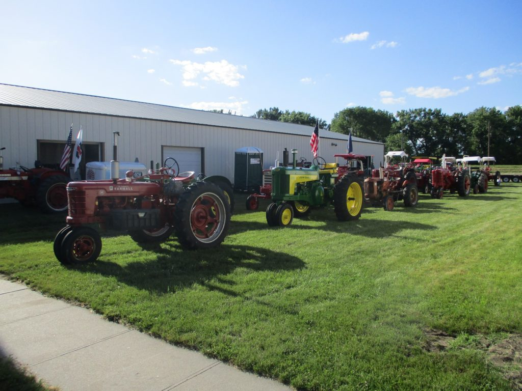 (Audio)  Tractor Relay Spends Night In West Point