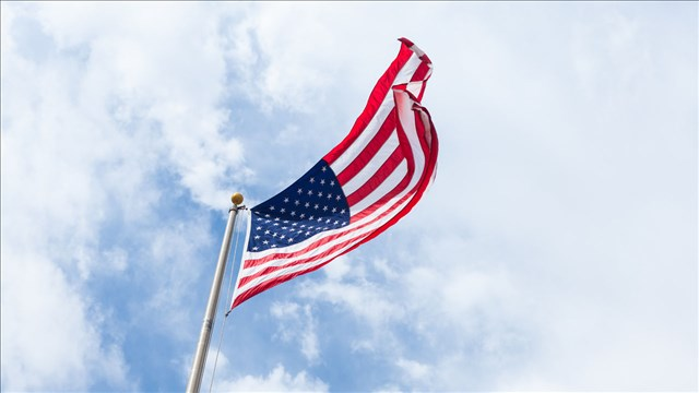 Secretary Evnen reminds Nebraskans June 14 is National Flag Day