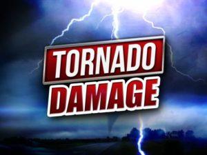 Tornado Strikes Sioux Falls