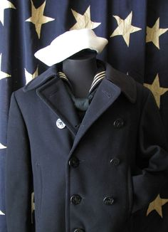 Textile Industry Works to Save the Navy Pea Coat