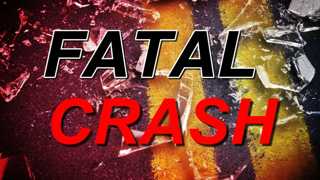 Authorities say 2 people died after 4-vehicle accident