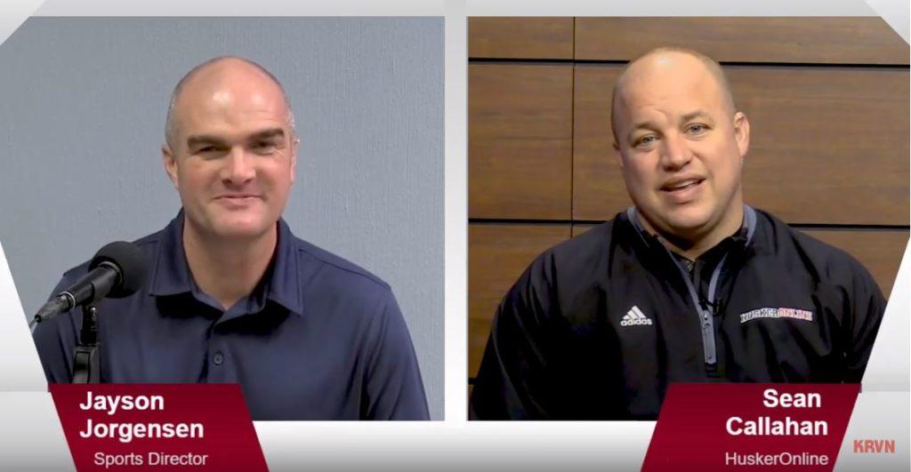 (Video) Weekly Husker Chat with Sean Callahan – – – Nebraska vs. Minnesota