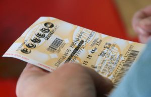 Game Sales and Interest Rates to Determine Advertised Powerball Jackpot