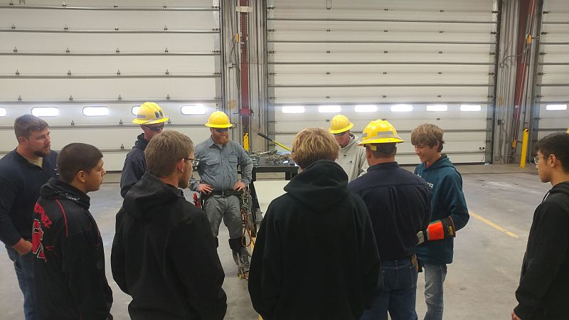 NPPD hosts career day at Kearney Operations Center