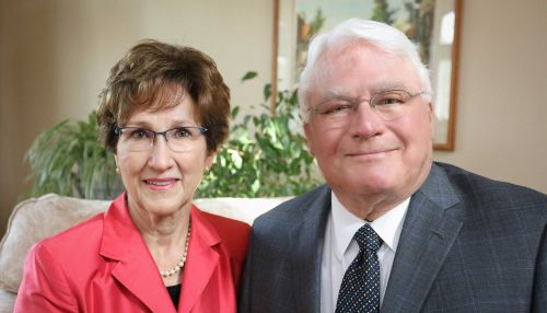 Galen and Marilyn Hadley, longtime champions of higher education, to receive inaugural Presidential Medal of Service