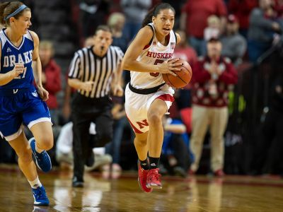 Huskers To Face Creighton