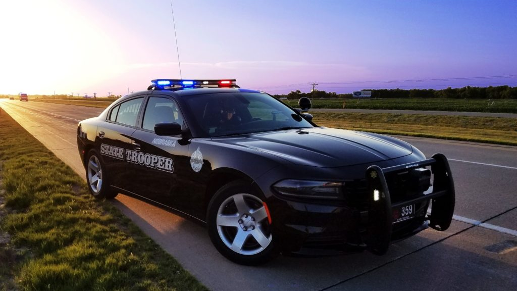 Troopers Arrest Two after Pursuit near North Platte