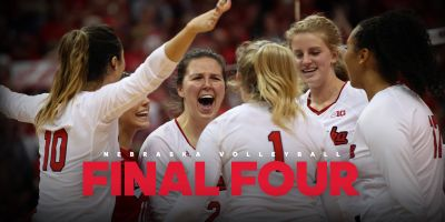 Huskers Head Back To Final Four