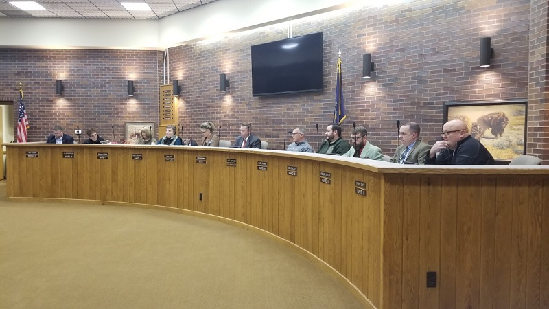 Gering Council Approves Measures to get Crossroads Cooperative Project Underway