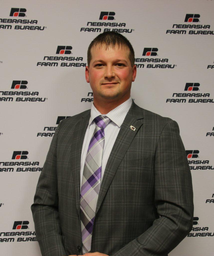 Jason Perdue, Takes Home Nebraska Farm Bureau's Discussion Meet Competition