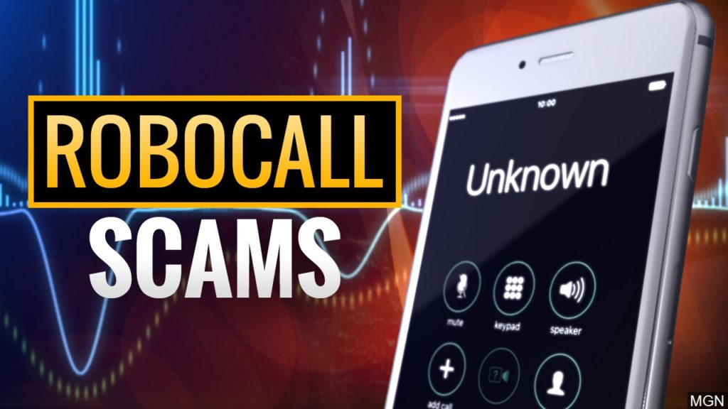 Scottsbluff Police Warn Public About Robo Calls in the Area