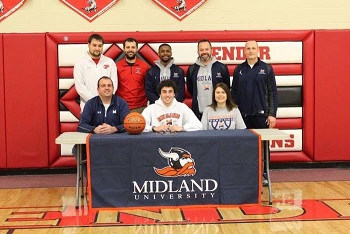(AUDIO) Pender's Mailloux signs with Midland