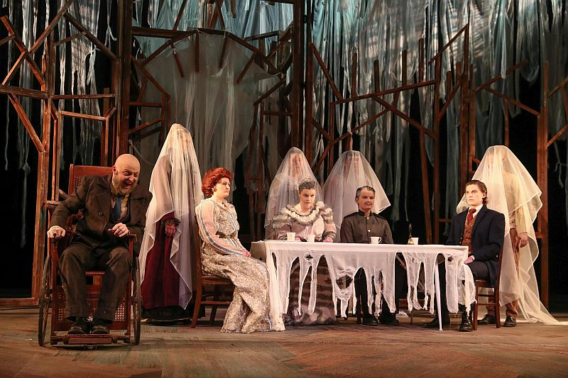 UNK Theatre's 'The Ghost Sonata' opens Wednesday