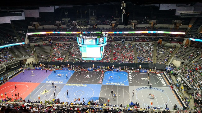Wednesday State Wrestling Results